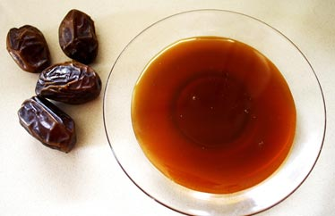 Organic Date Syrup Sweetener