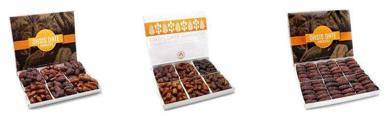 Oasis Date Gardens Products